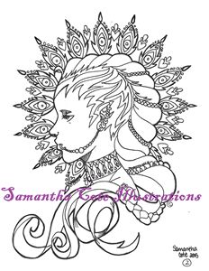 Page 2 Coloring Page