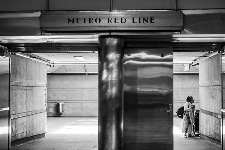 Metro Red Line - RHS Photography