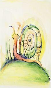 Snail - The Fine Black Pen