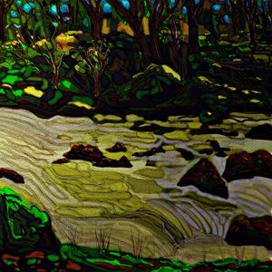 Abstract River