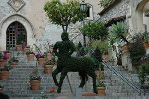 Taormina Centaur Dryad