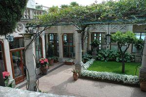 Courtyard Garden Sorrento
