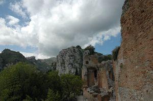 Ruins Mediterranean