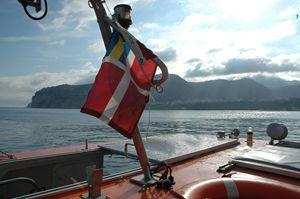 Sailing Sorrento