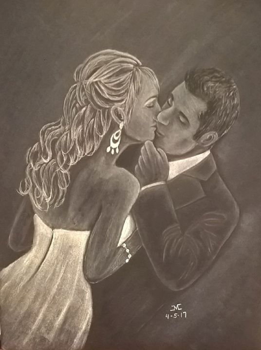 The Bride and Groom - JMC Arts & Crafts