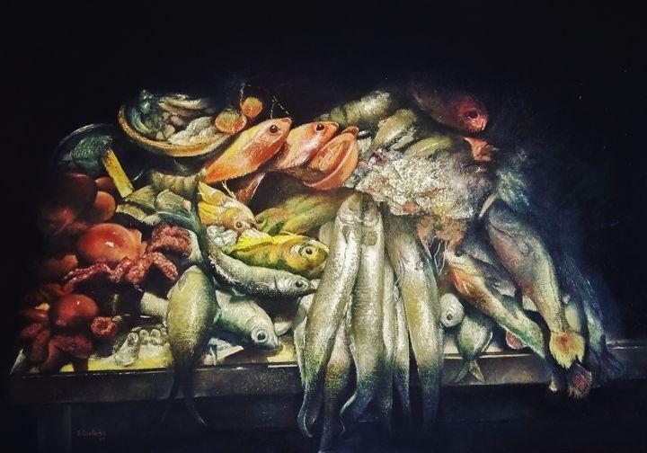 Fish market - tomascastano