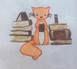 Little book fox