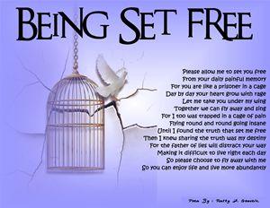 Being Set Free