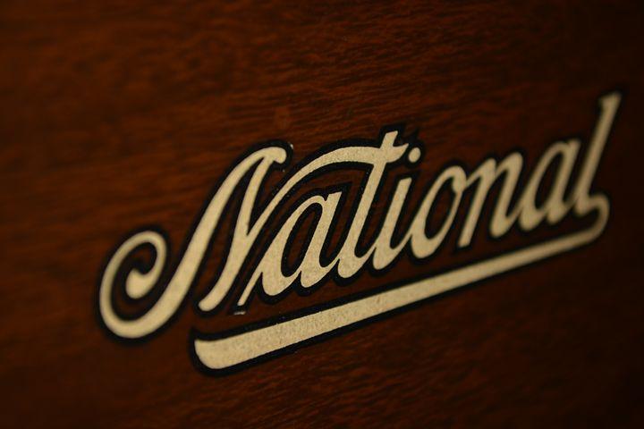 National Logo - Tony Alexander Photography
