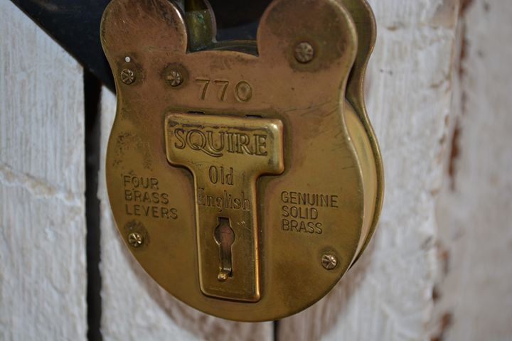 old Squire Lock - Tony Alexander Photography
