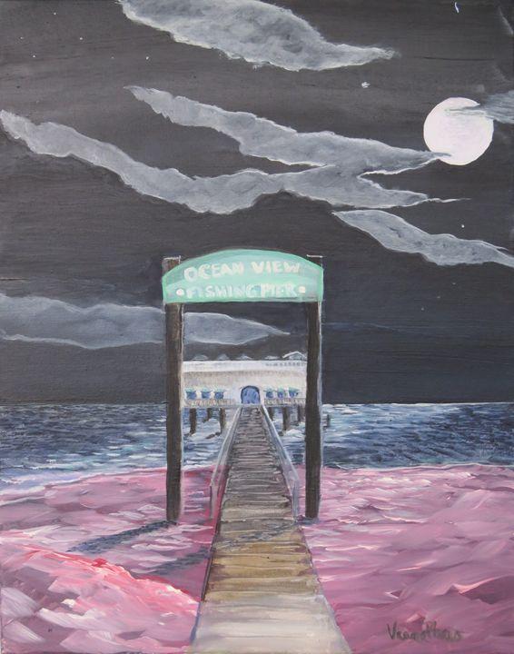 ocean view pier - verna dodge