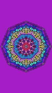 Mandala Swirl