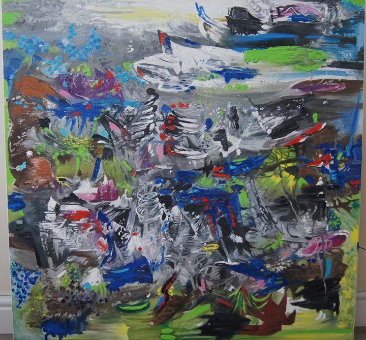 The Abstract Art! - kamila