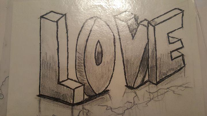 Love on ice - Joshua Osswald