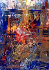 glass in motion