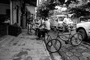 Costa Rican Streets