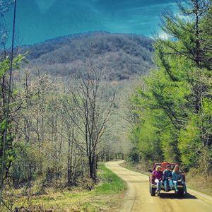 The Wagon Ride