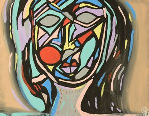 Cubism Face