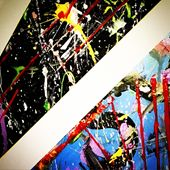 Morgan Rhodes Abstract Art