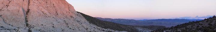 Crystal Peak - Wheeler Peak - JFWOA - Joey Favino's WORLD Of Art