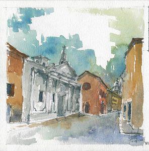 Via D. Fernelli, Mantova