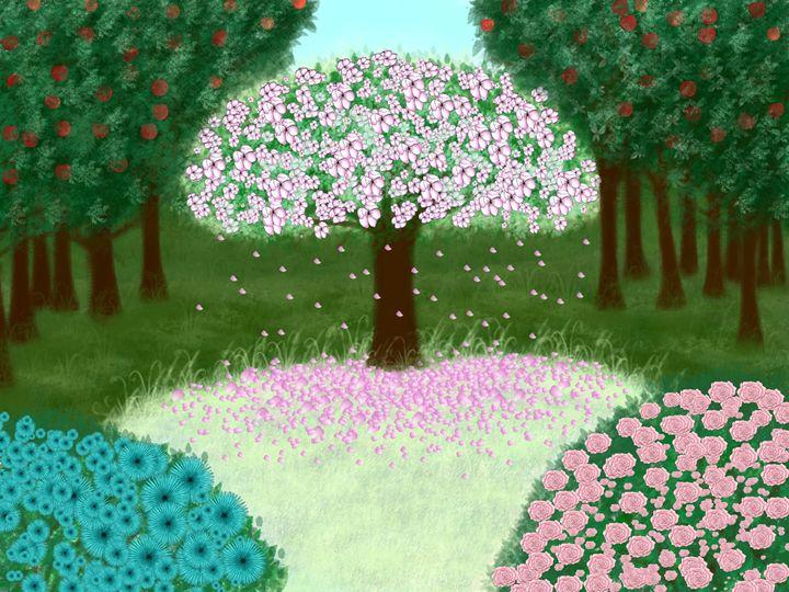 Sakura Garden - Eleonora