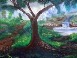Under the Spreading Maple Tree
