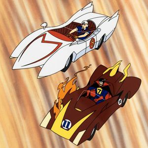 Speed Racer, also known as MachGoGoG