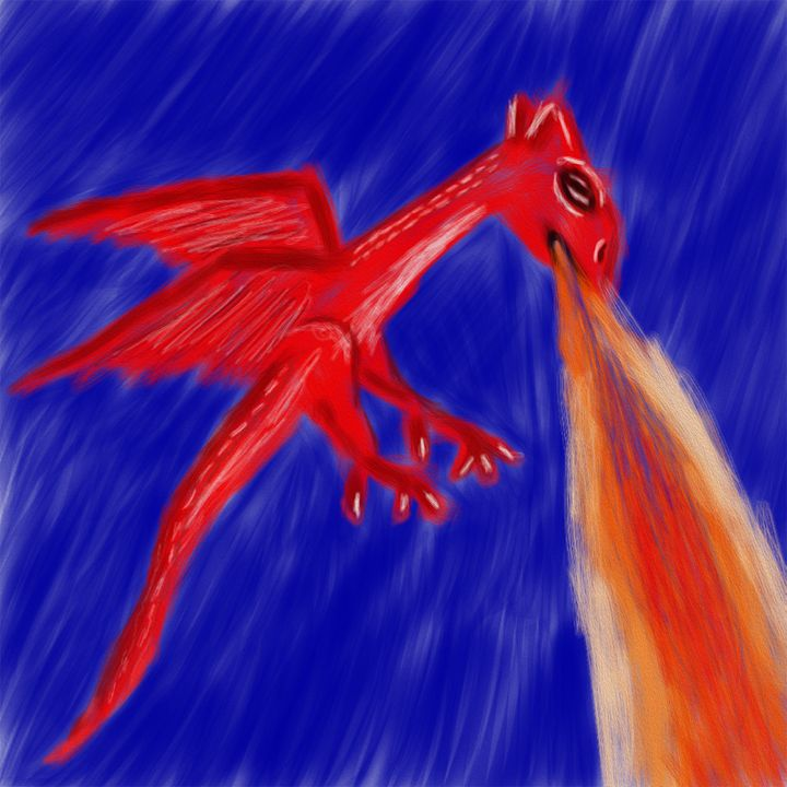 Tiny Dragon - SCROGART