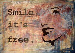 Smile, It's Free
