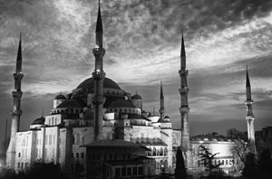 The Blue Mosque Istanbul