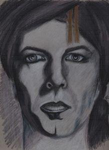 """""""Blue Jean"""" Bowie"""