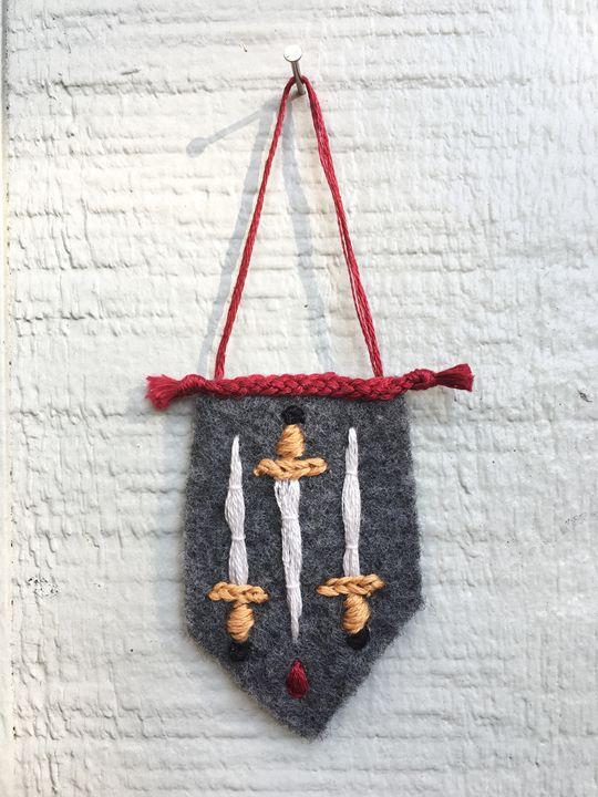 Master of Swords - Sheila Sarti