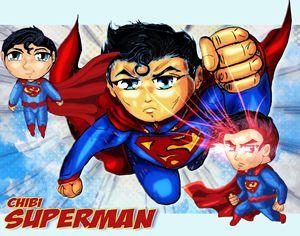 Chibi Superman