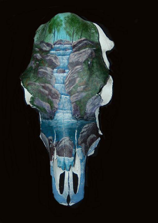 Bold Boulders - Blackwater Art and Skulls