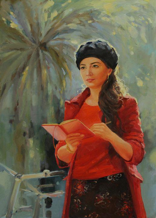 Ann - Natalia Lazareva