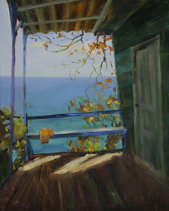 Porch - Natalia Lazareva