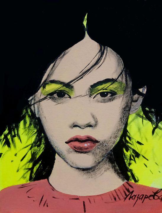 Jessie Li - Natalia Lazareva