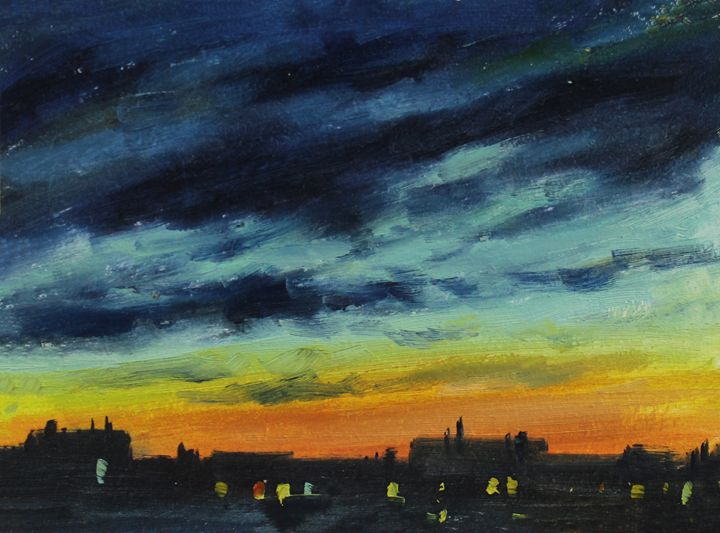 Piter's night - Natalia Lazareva