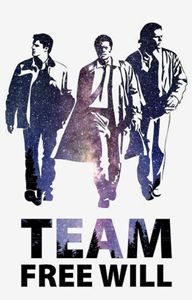 Supernatural team free will