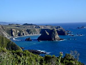 Northern California Coastline 1