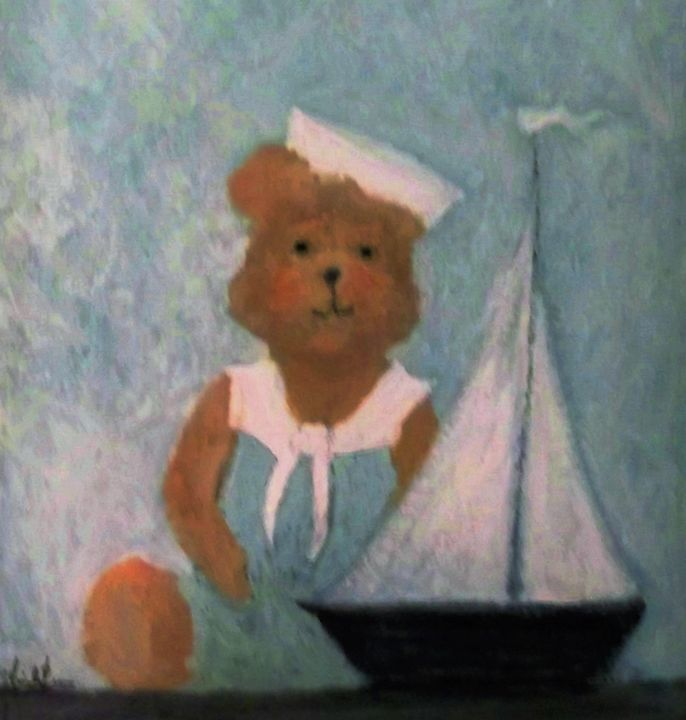 Sailor Bear - Mindy Reese
