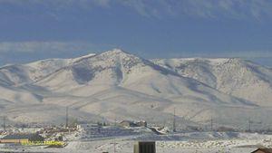 Pivine Mountain in the Winter