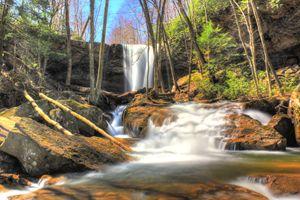 Cumcumber Falls Ohiopyle State Park