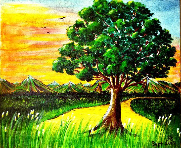 THE TREE - YS Gallery