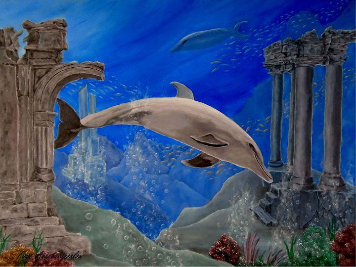 Ocean Splendor - Faye Anastasopoulou