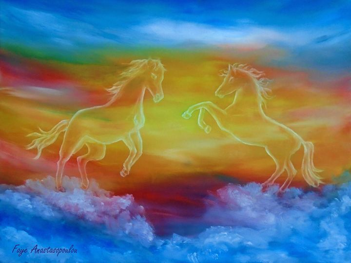 Celestial Dream - Faye Anastasopoulou
