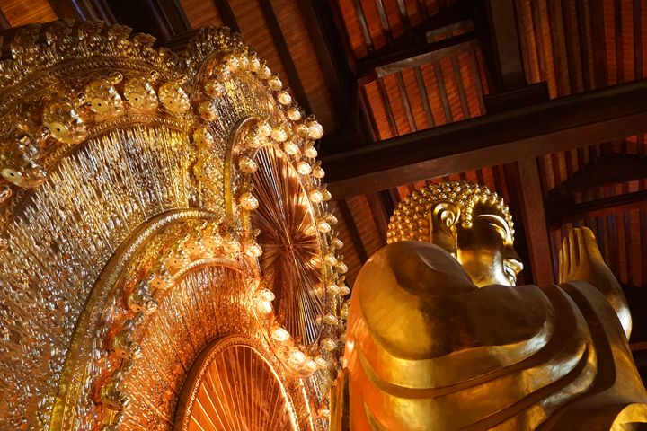 Golden Buddha - Dano Vukicevich Photography