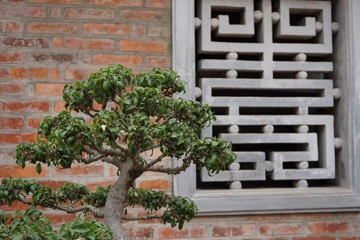 Temple Detail, Hanoi, Vietnam - Dano Vukicevich Photography