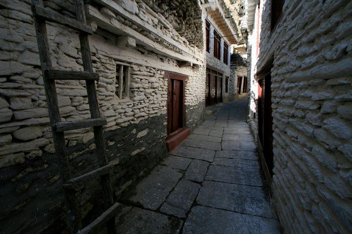 Himalayan Village - Dano Vukicevich Photography